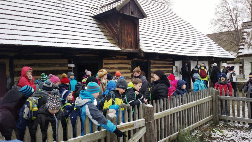 Vánoční výlet do Přerova nad Labem
