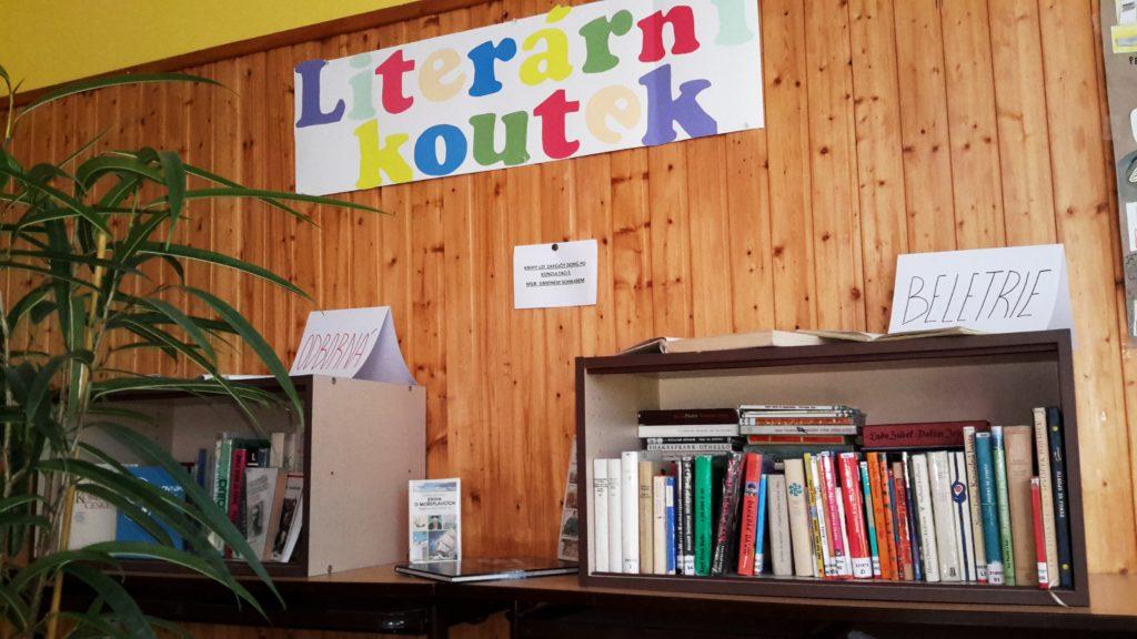 Literární koutek pro naše děti