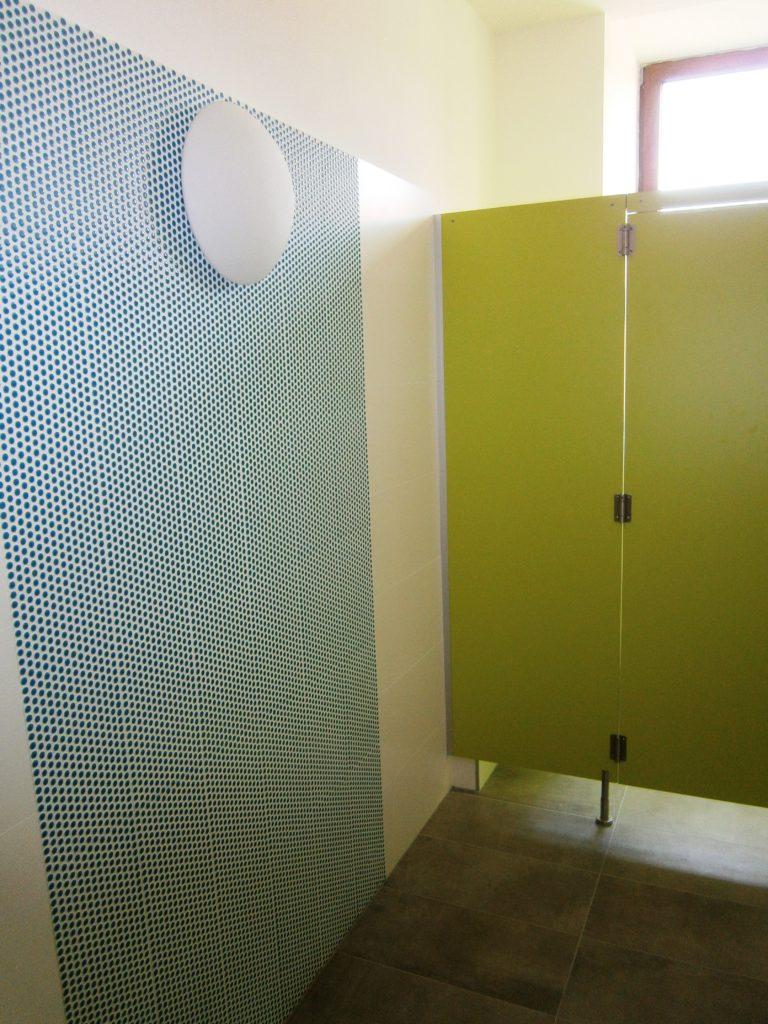 Do nového školního roku s novými toaletami!