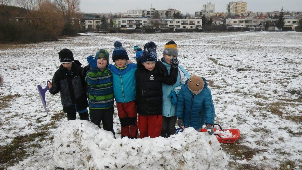 Sníh, sníh, sníh!