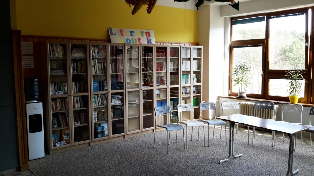 Nové školní knihovny