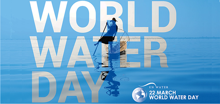 WORLD WATER DAY 2019 na 1. stupni