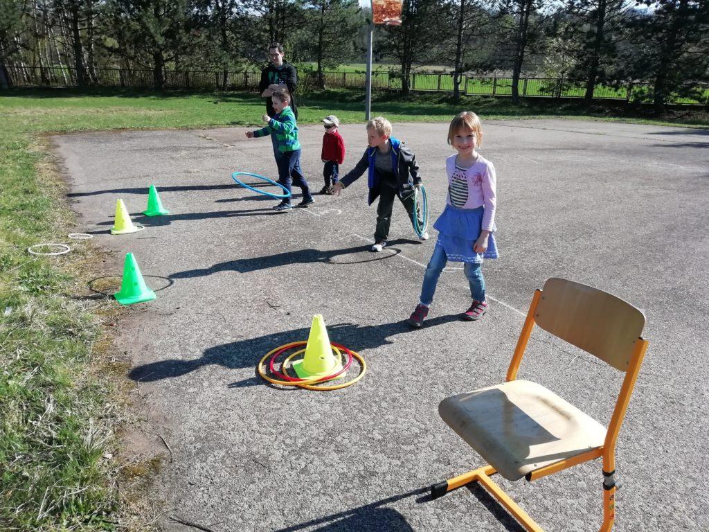 Svátky jara a sportovní aktivity