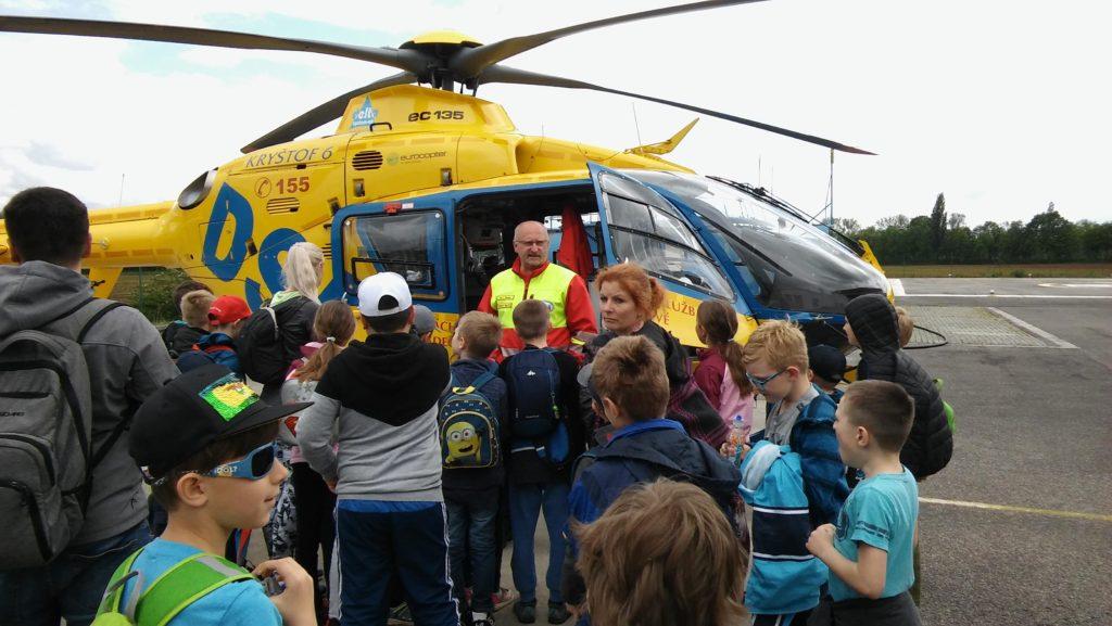 Na návštěvě u záchranářů
