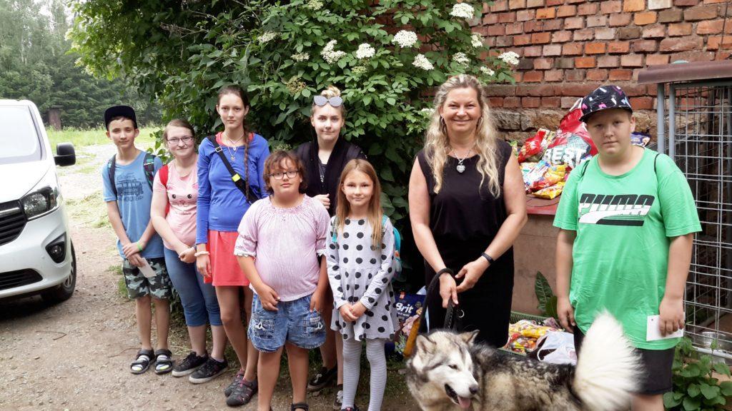 Podporujeme psí útulek Lukavice