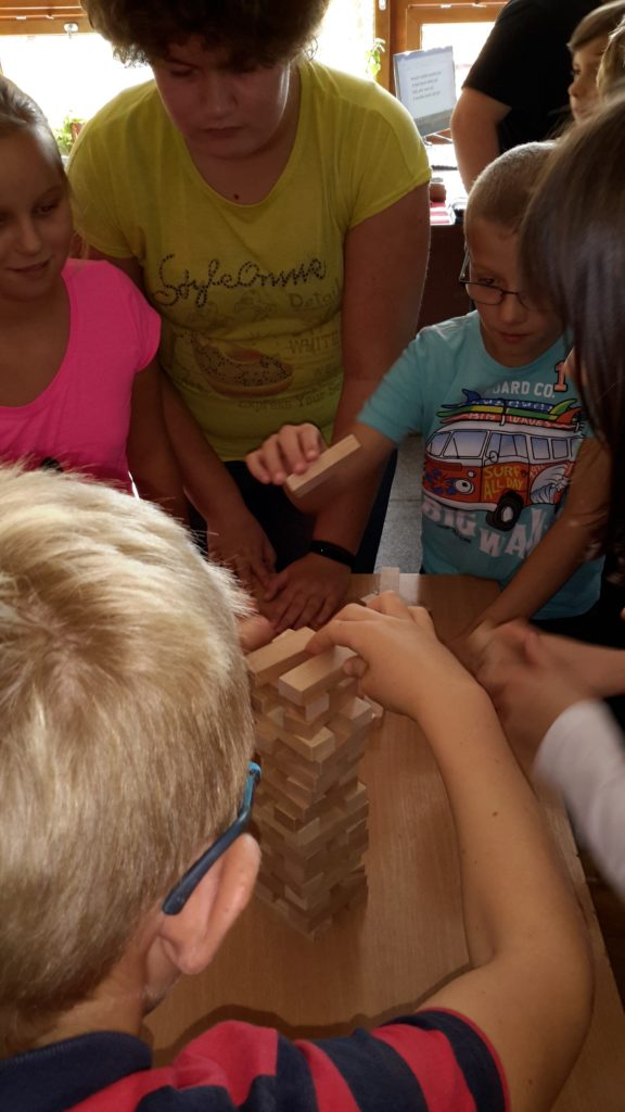 Projekt etické výchovy v 9. třídě