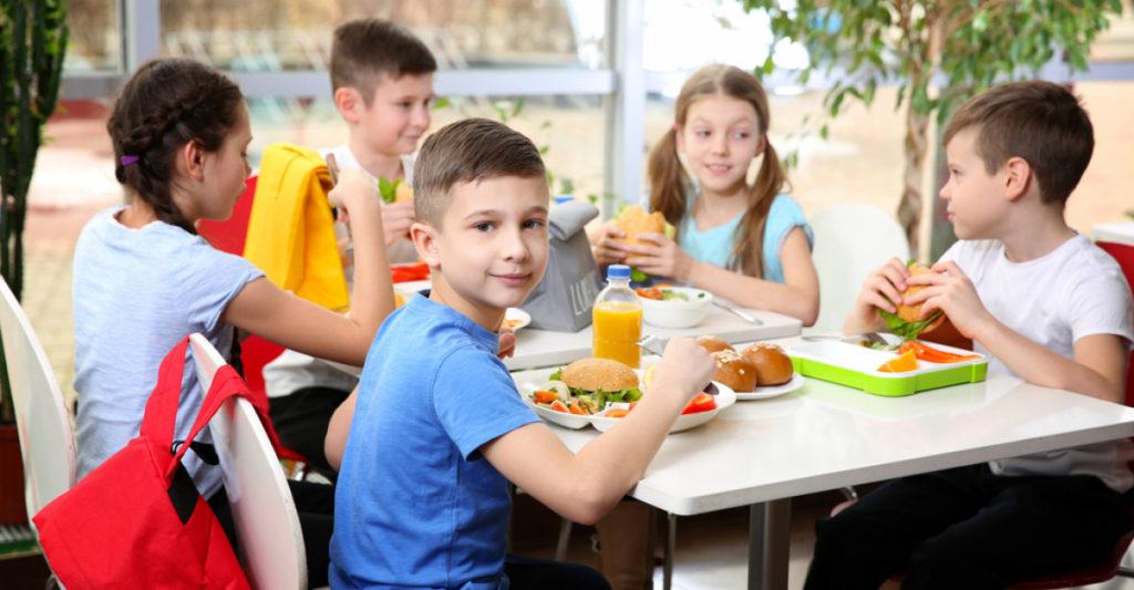 Školní stravování