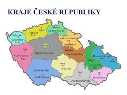 Vlastivěda - Kraje ČR