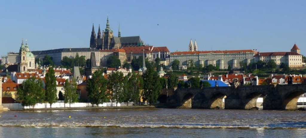 Praha - hlavní město ČR