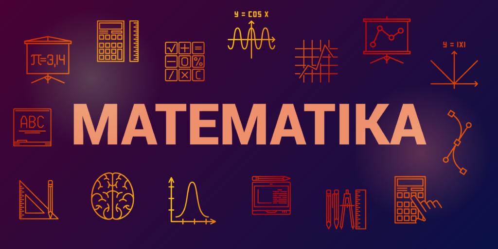 Matematika - domácí úkol