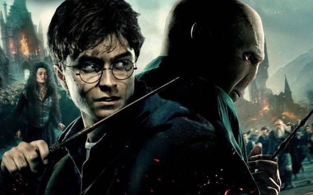 Další díly Harryho Pottera