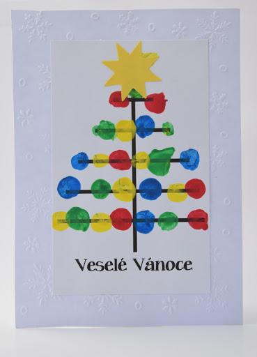 Soutěž o nejhezčí vánoční nebo novoroční přání