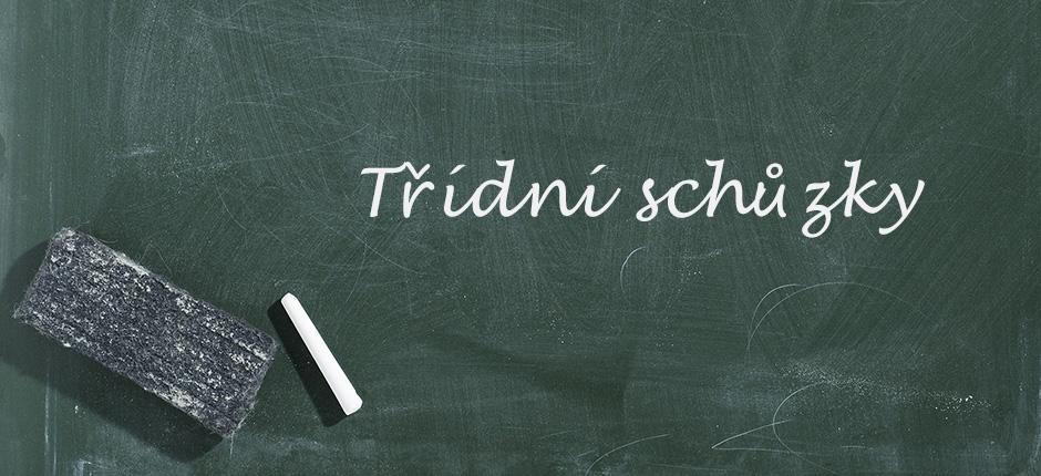 Třídní schůzky (21. 9. 2021) a vstupy žáků do školy